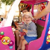 Spielspaß für die Kleinen im Ferienpark